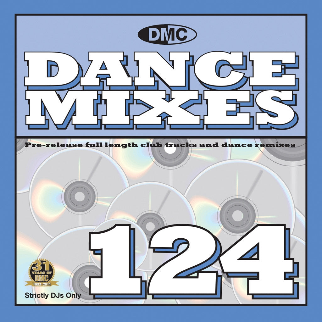 DMC Dance Mixes 124