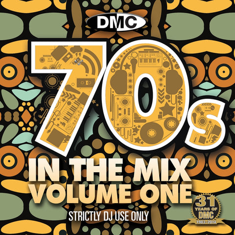 DMC 70s In The Mix Volume 1