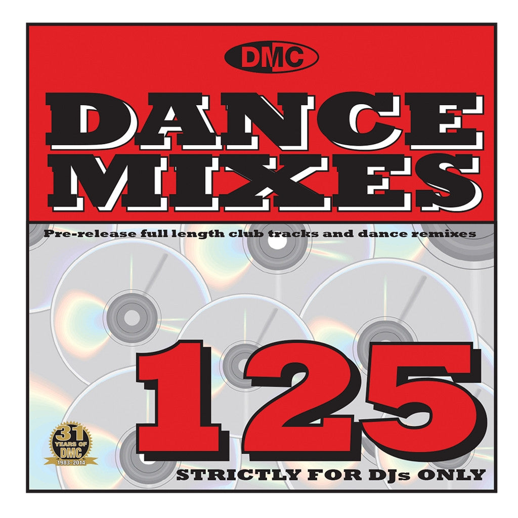 DMC Dance Mixes 125