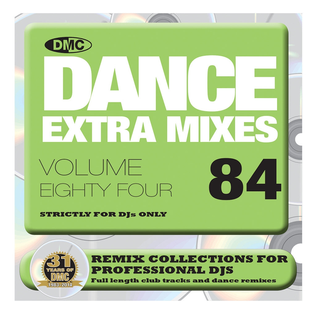 DMC Dance Extra Mixes 84