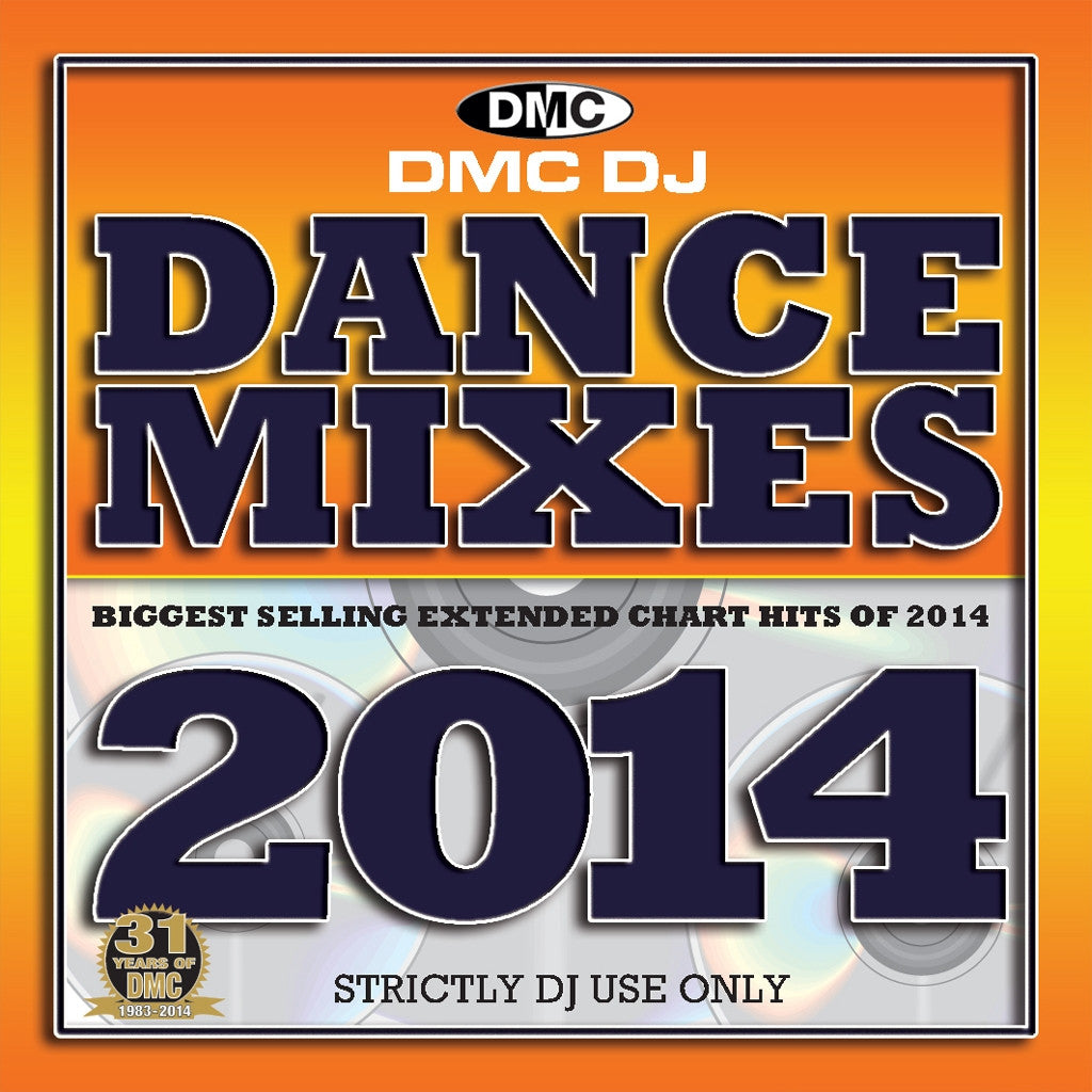 DMC Dance Mixes 2014 - Triple Pack