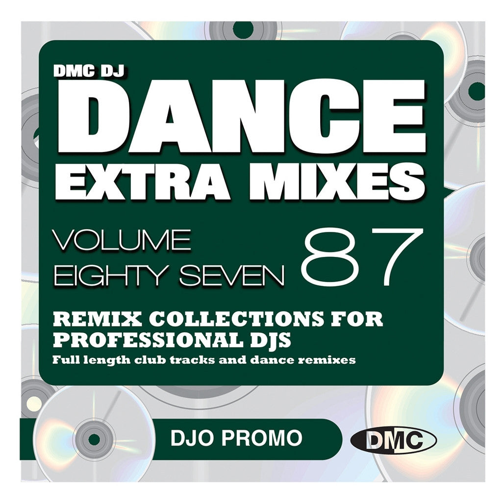 DMC Dance Extra Mixes 87
