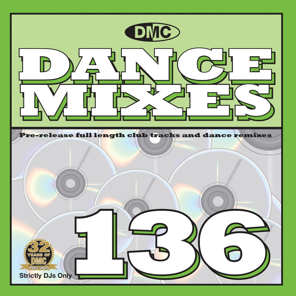 DMC Dance Mixes 136