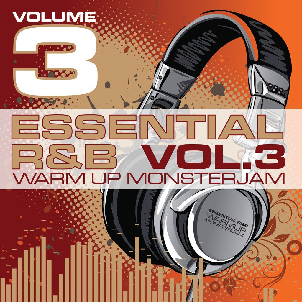 DMC Essential R&B Warm Up Monsterjam Vol 3