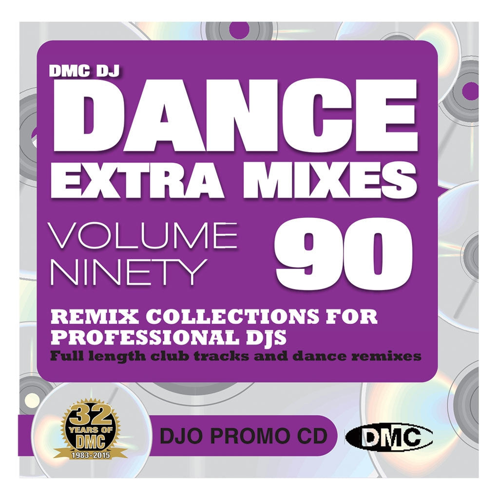 DMC Dance Extra Mixes 90