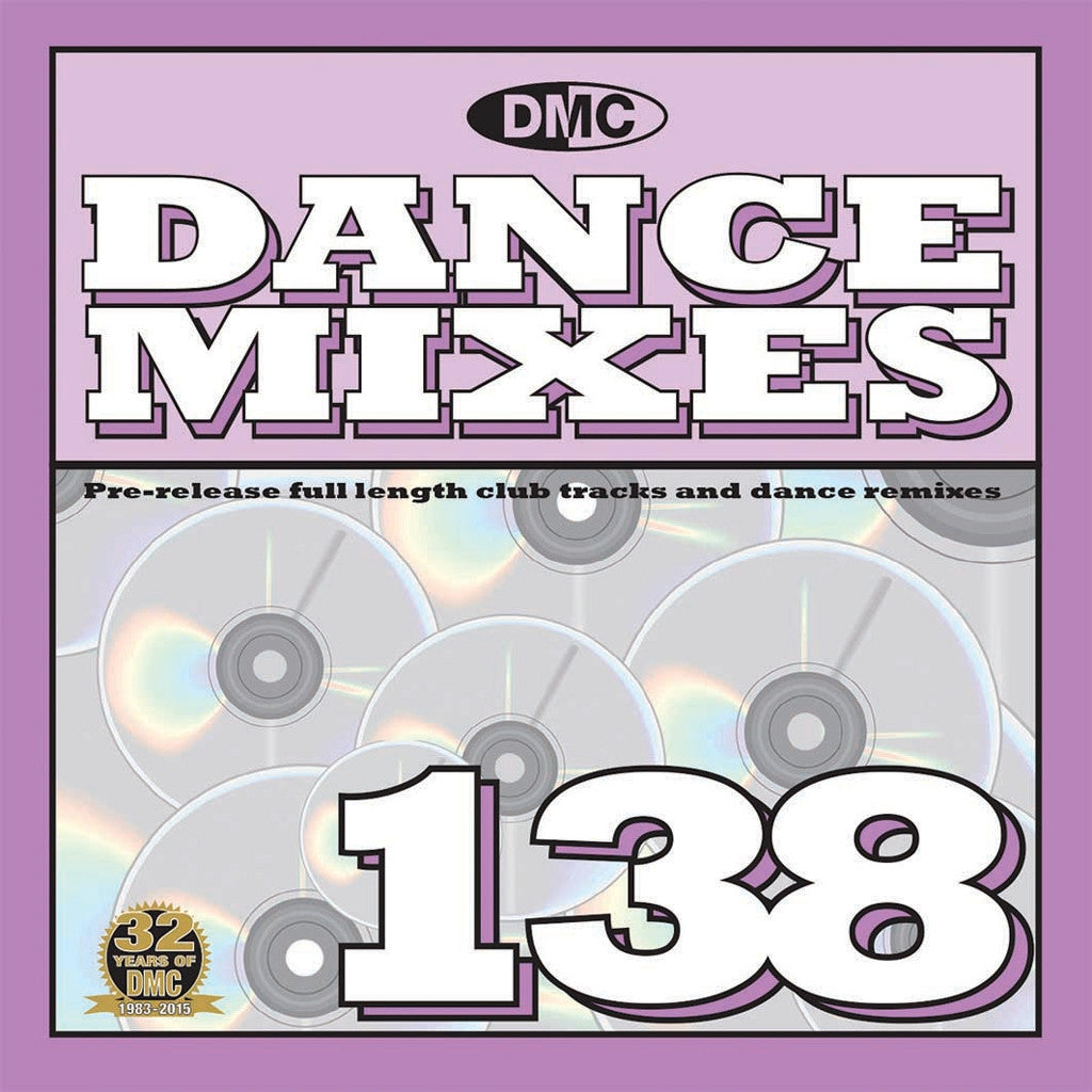DMC Dance Mixes 138