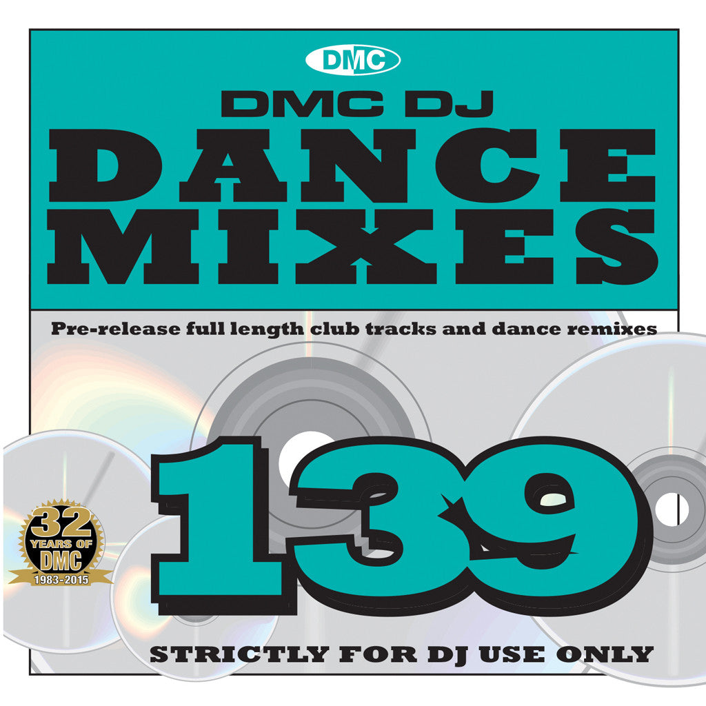 DMC Dance Mixes 139
