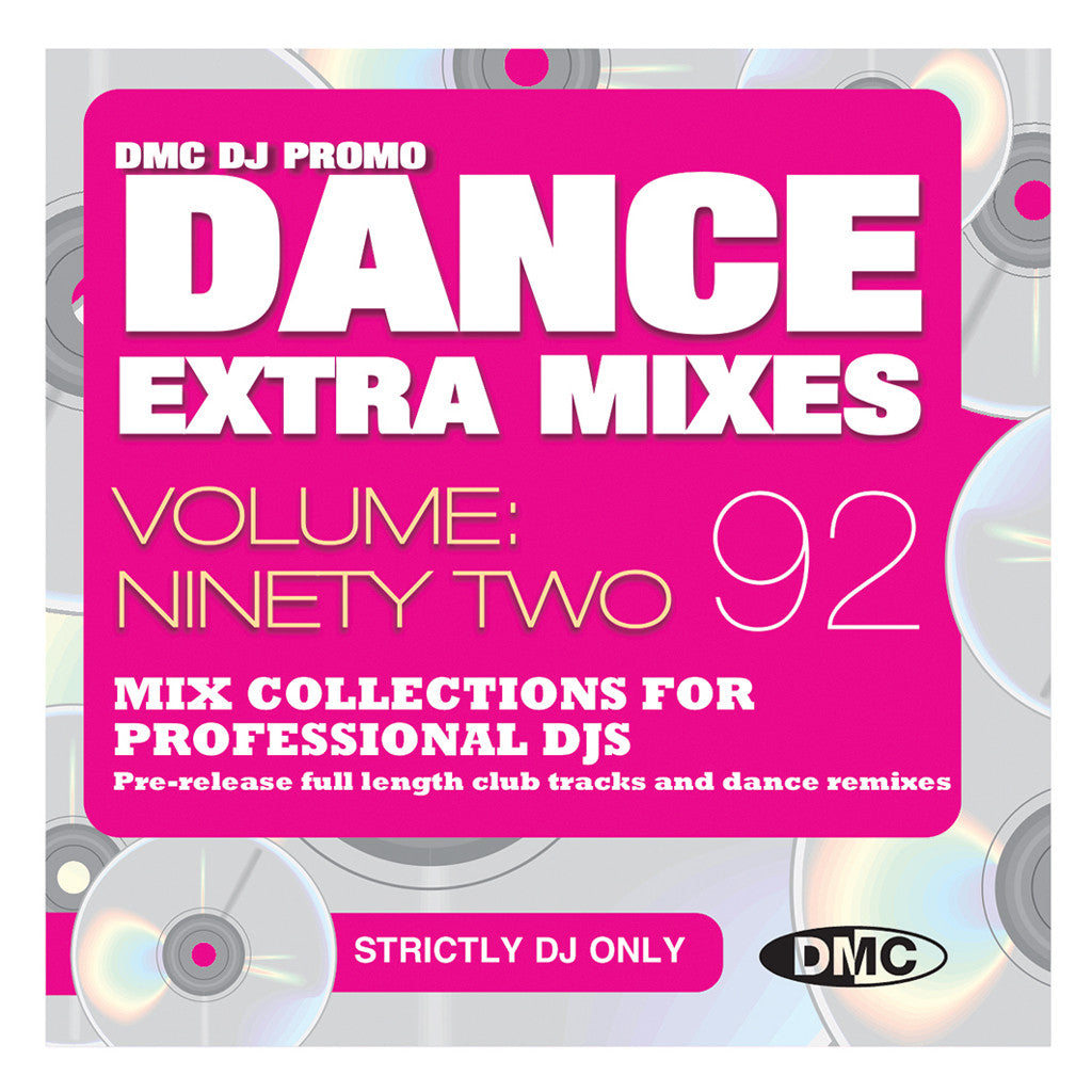 DMC Dance Extra Mixes 92
