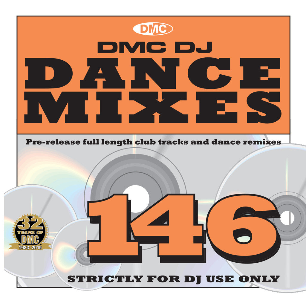 DMC Dance Mixes 146