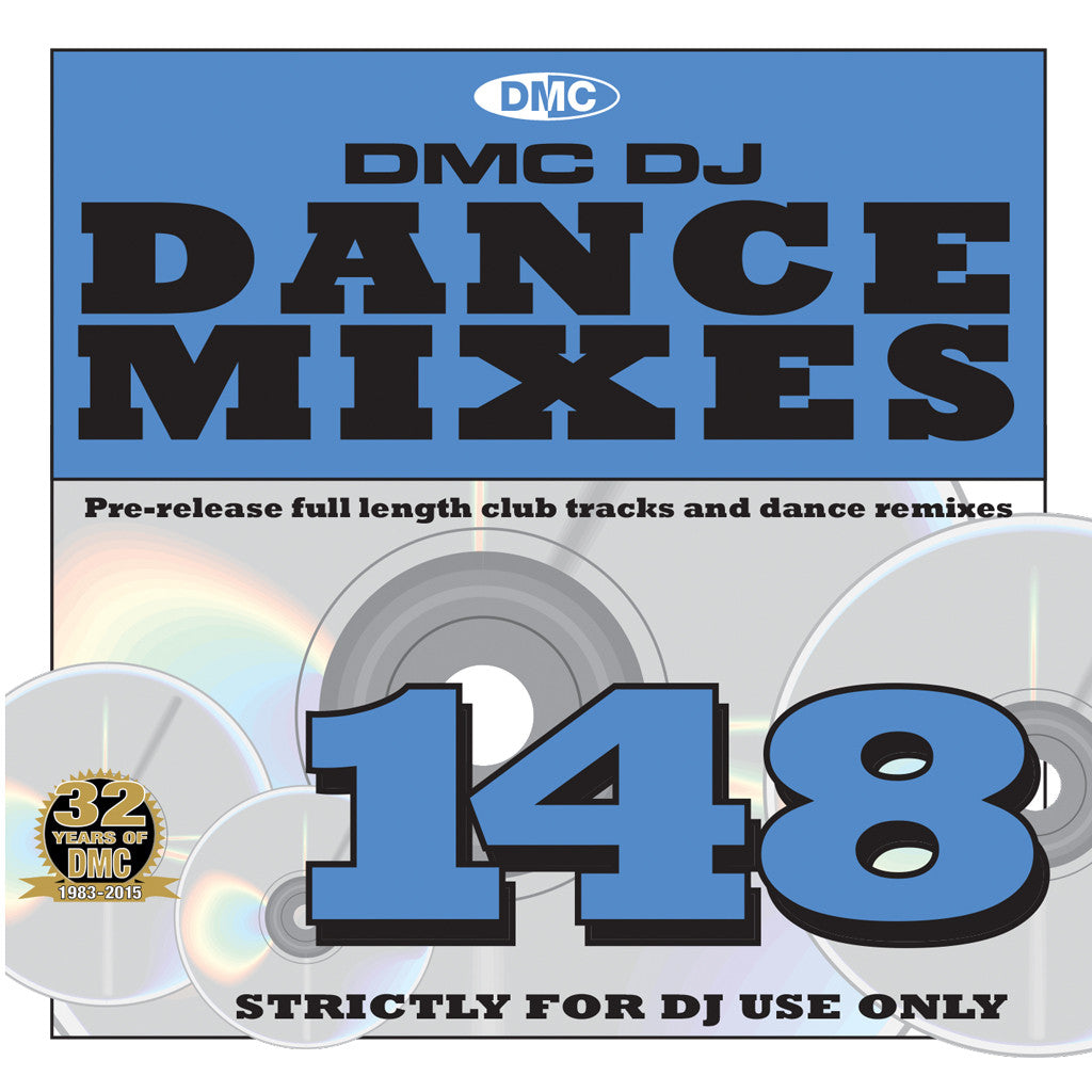 DMC Dance Mixes 148