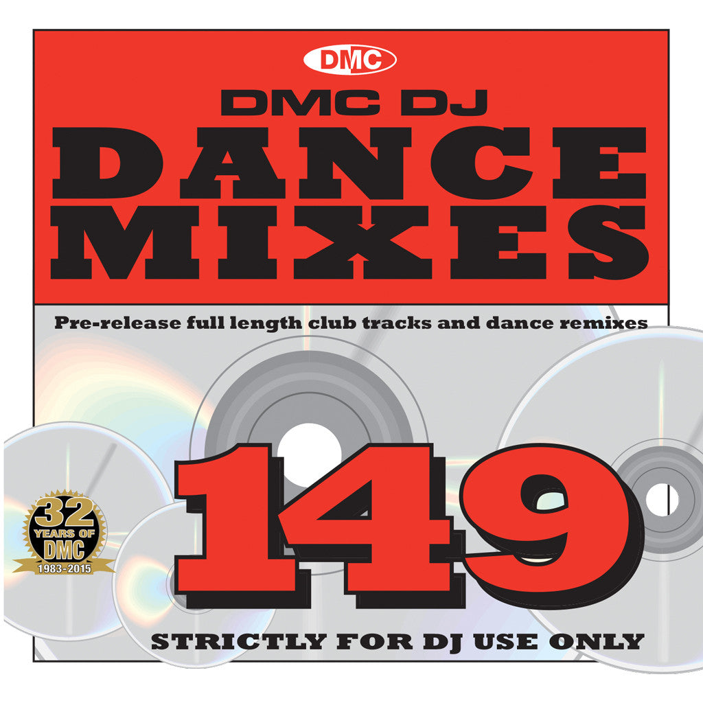 DMC Dance Mixes 149