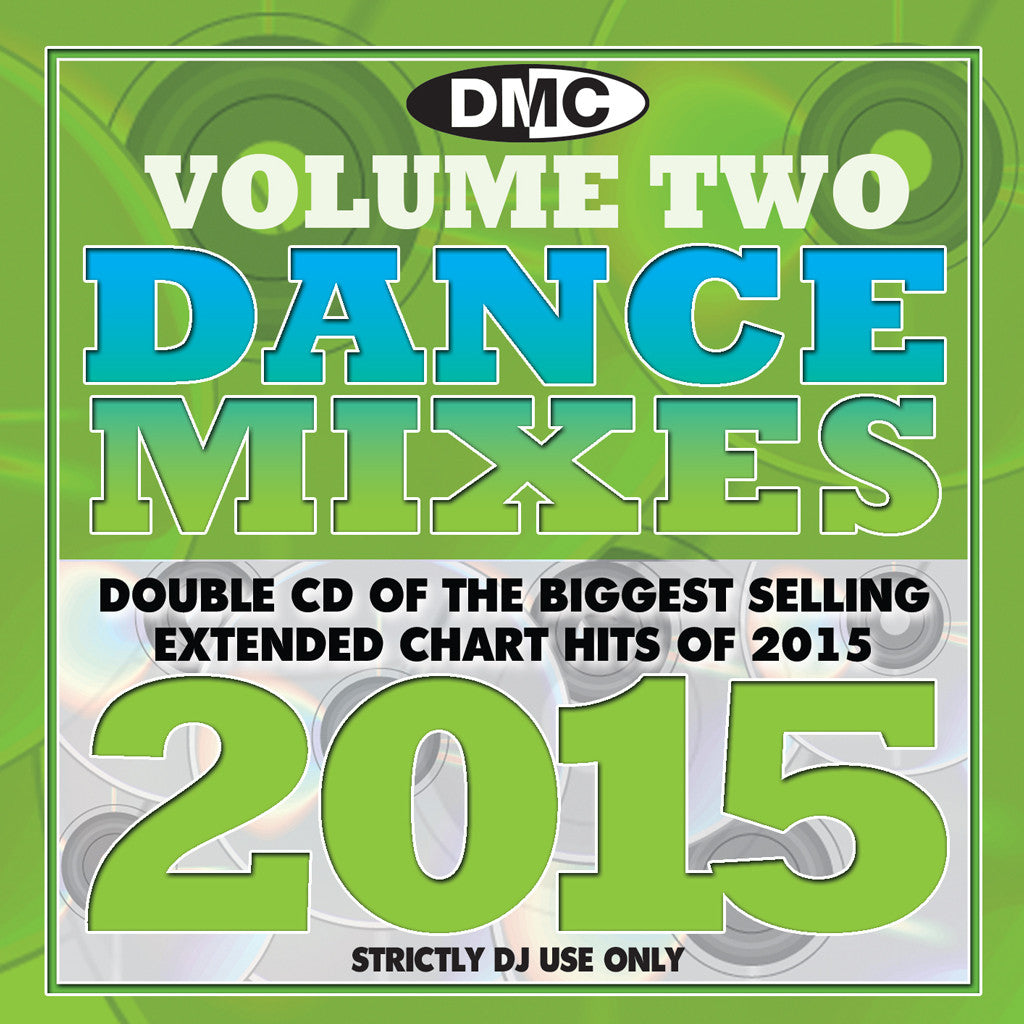DMC Dance Mixes 2015 Volume 2