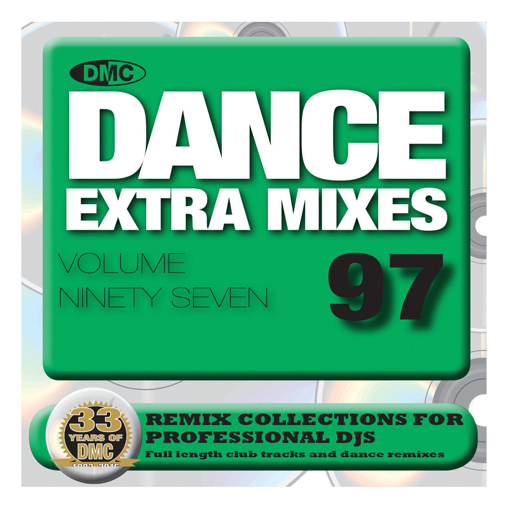 DMC Dance Extra Mixes 97
