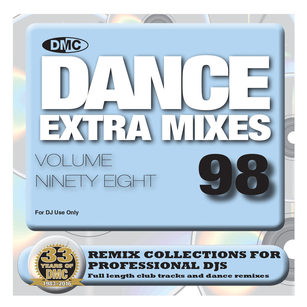 DMC Dance Extra Mixes 98