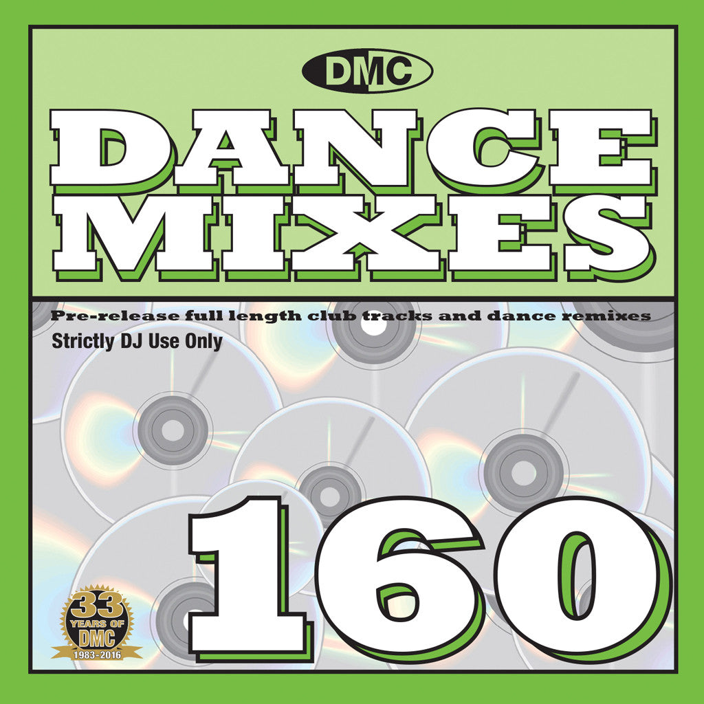 DMC Dance Mixes 160