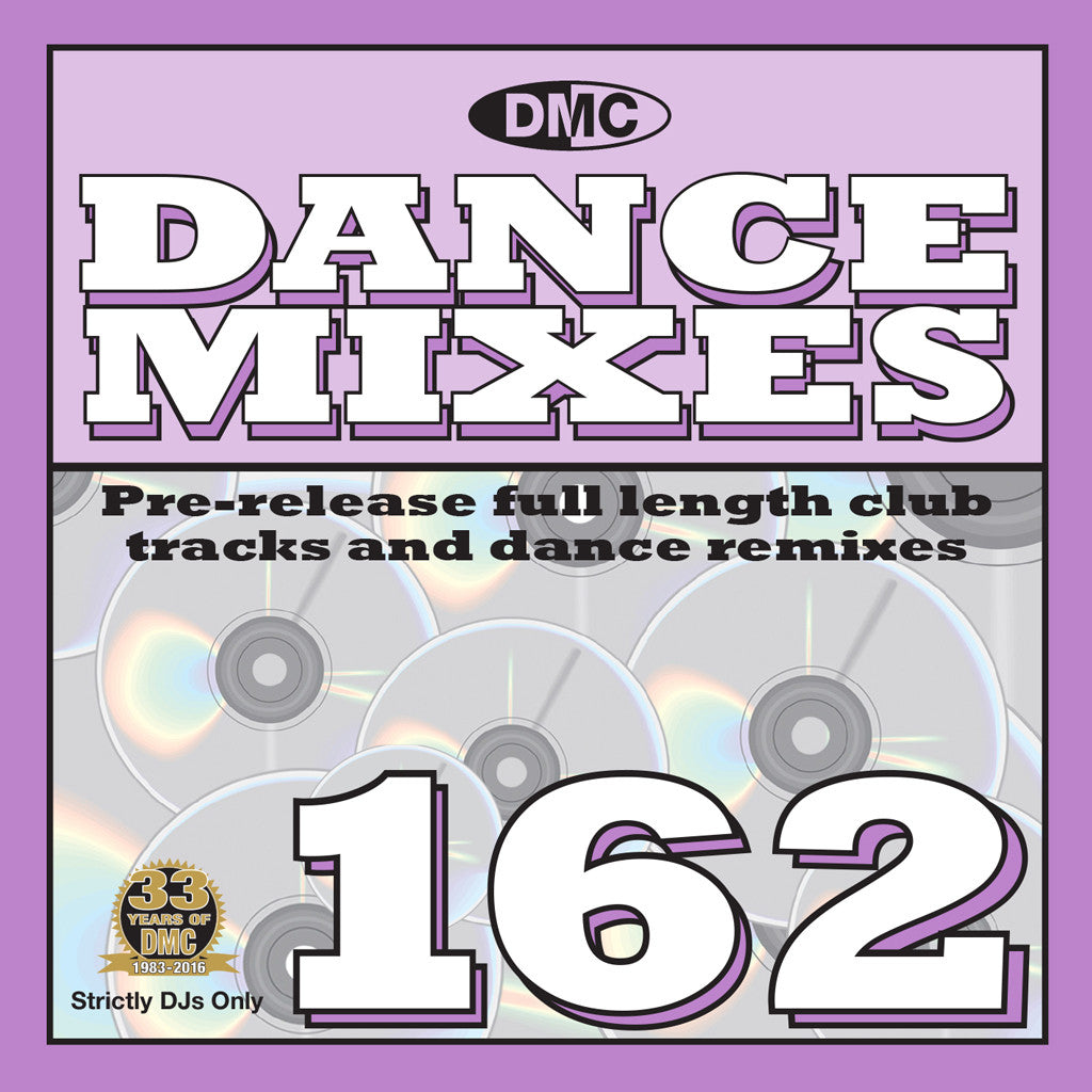 DMC Dance Mixes 162