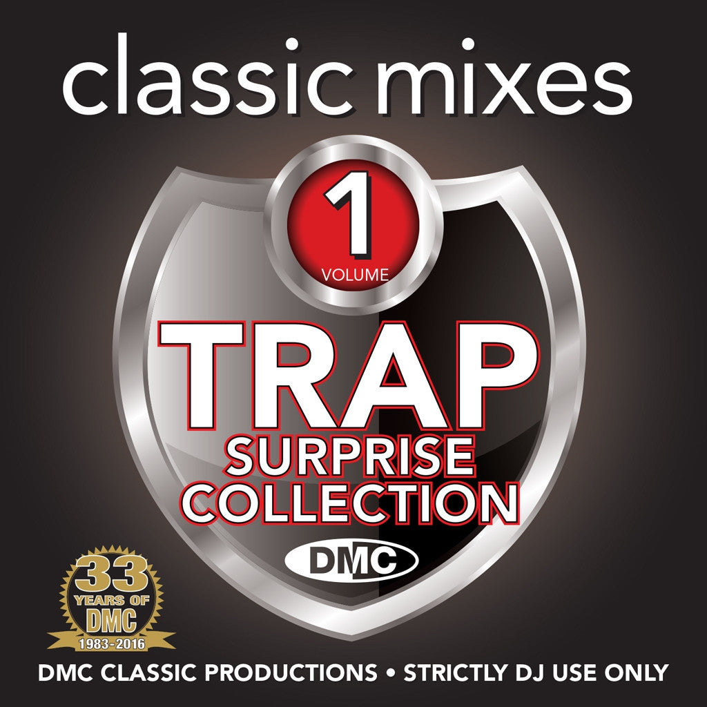 DMC Classic Mixes Trap Surprise Collection