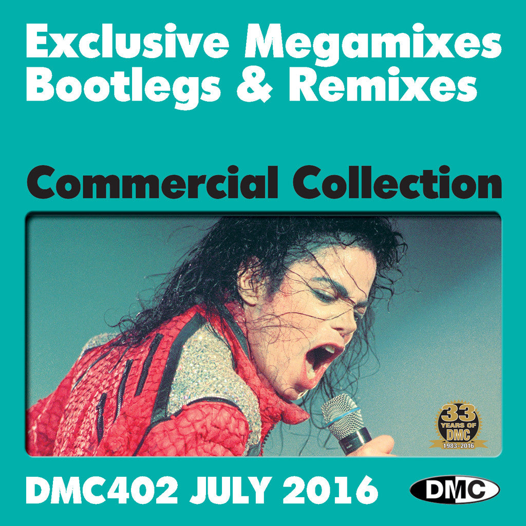 DMC Commercial Collection 402 July 2016