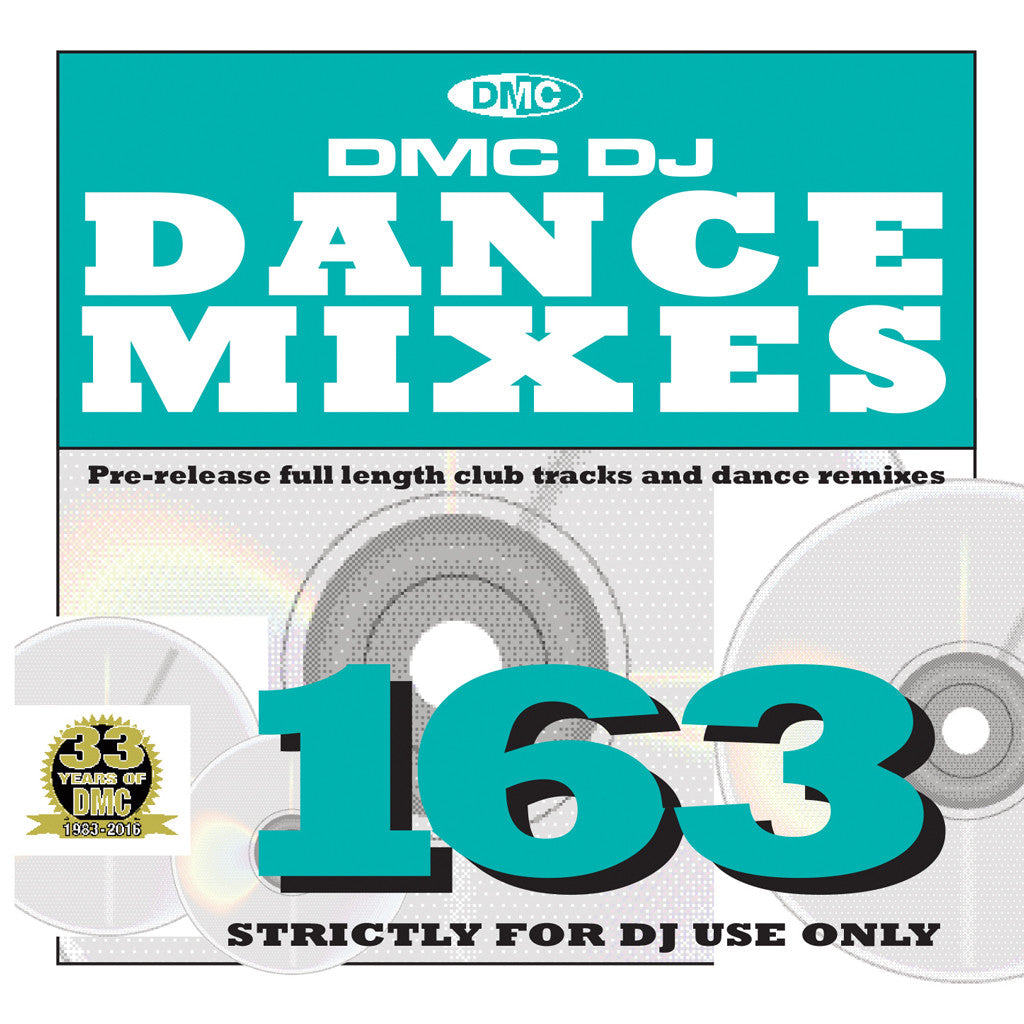 DMC Dance Mixes 163