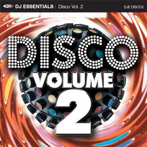 DMC DJ Essentials Disco 2