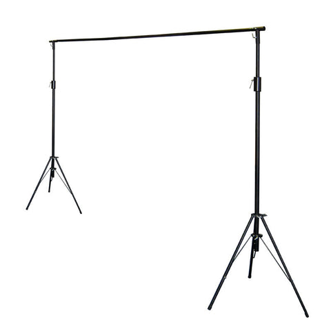 LEDJ 3 x 2M Stand And Bag Set
