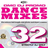 DMC DJ Only Dance Mixes 32