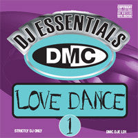 DMC DJ Essentials Love Dance 1