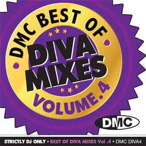 DMC Presents Best Of Diva Mixes Vol 4