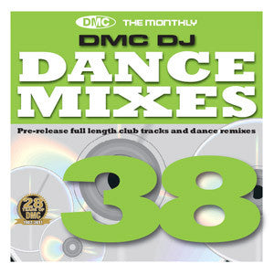 DMC DJ Only Dance Mixes 38