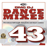 DMC Dance Mixes 43 July 2011