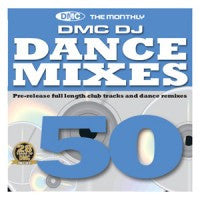DMC Dance Mixes 50 October 2011