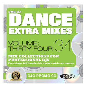 DMC Dance Extra Mixes 34