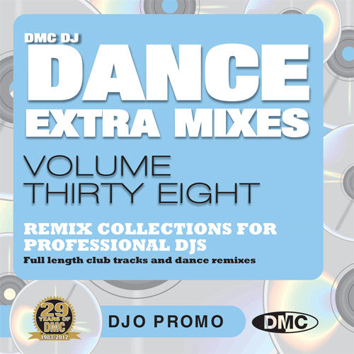 DMC Dance Extra Mixes 38