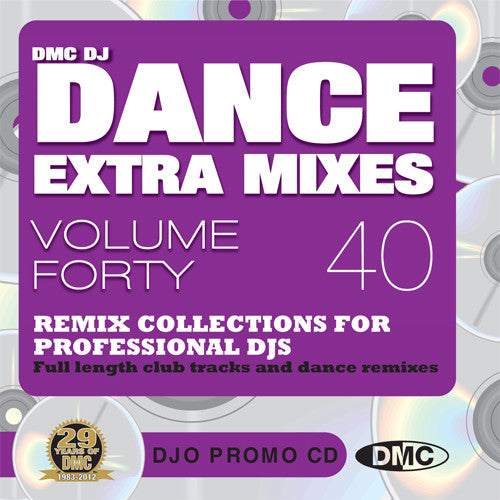 DMC Dance Extra Mixes 40