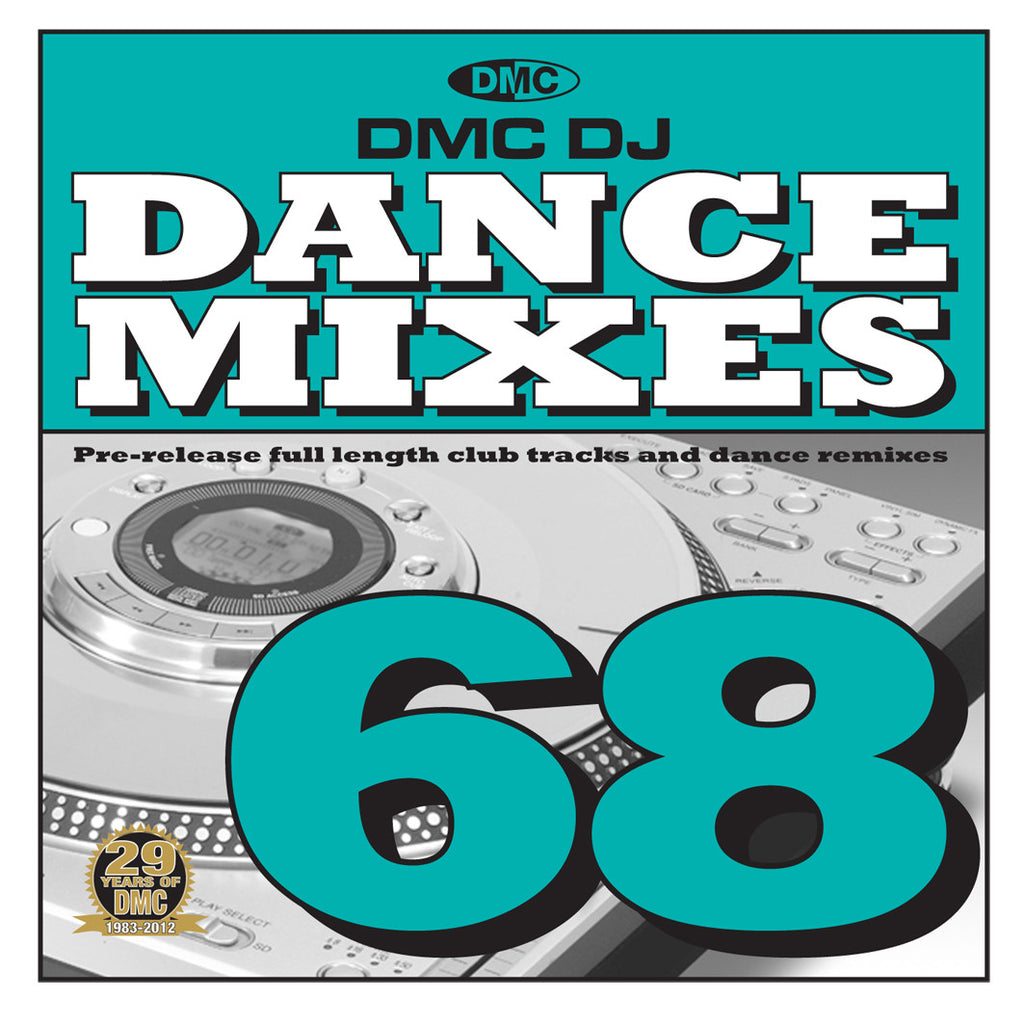 DMC Dance Mixes 68 July 2012