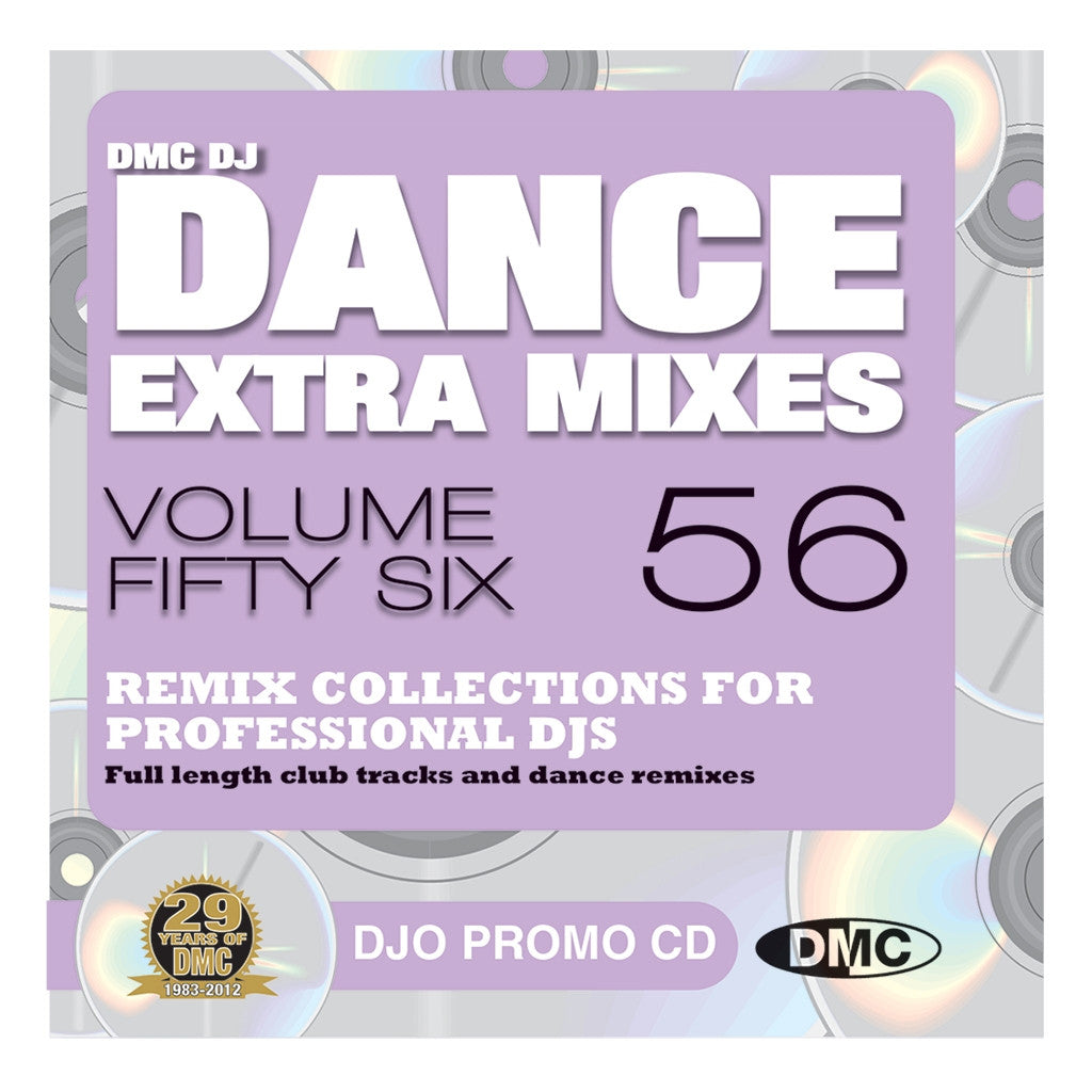 DMC Dance Extra Mixes 56