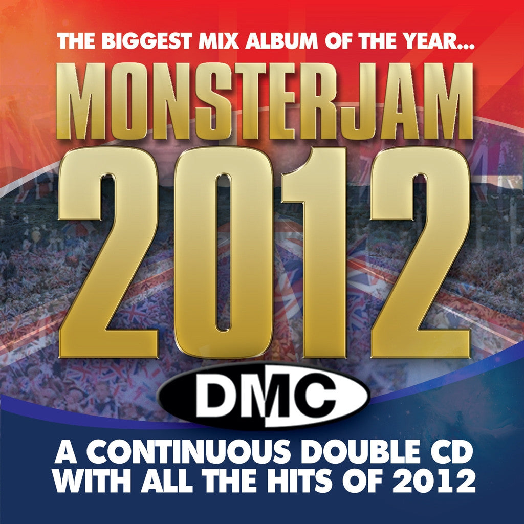 DMC Monsterjam 2012 Double CD