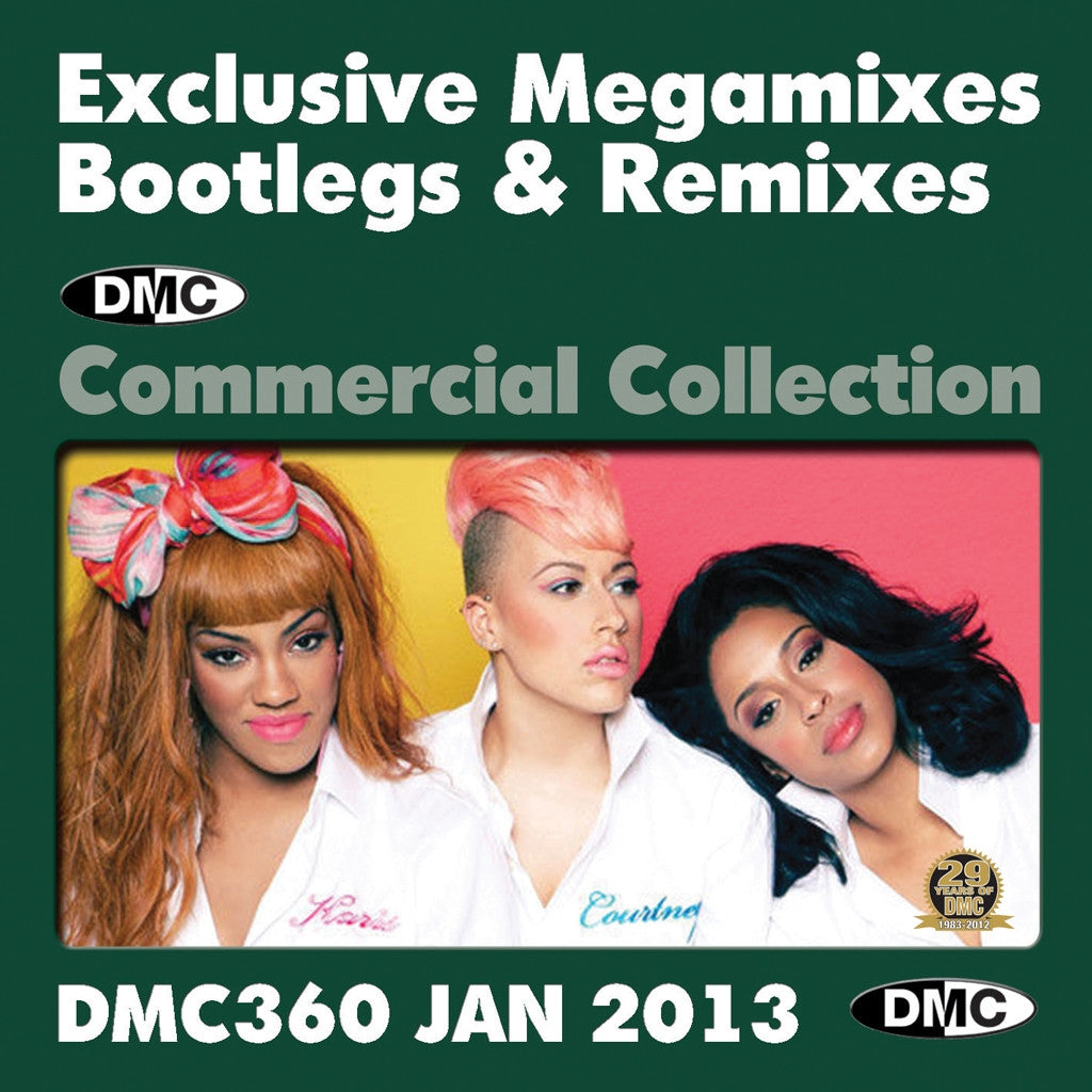 DMC Commercial Collection 360 January 2013