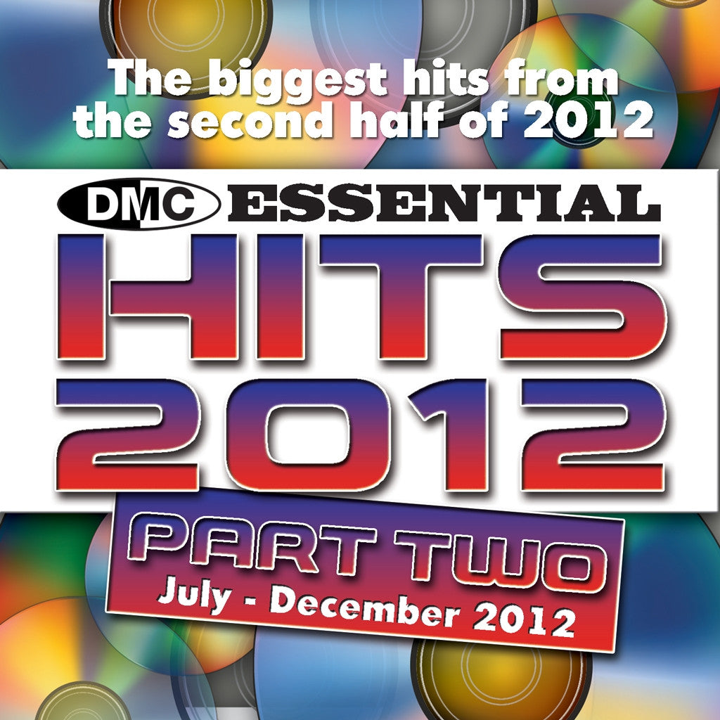 DMC Essential Hits 2012 - Part 2