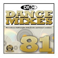 DMC Dance Mixes 81 February 2013
