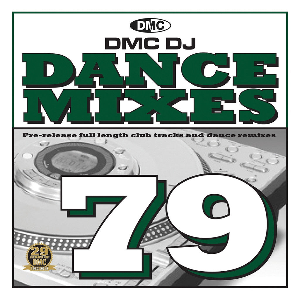DMC Dance Mixes 79