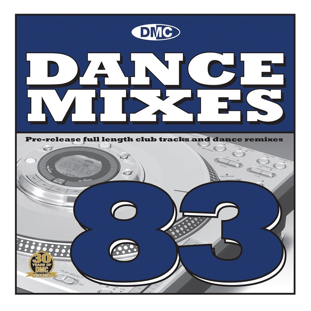 DMC Dance Mixes 83 2013