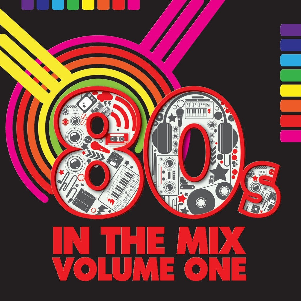 DMC 80s In The Mix Volume 1