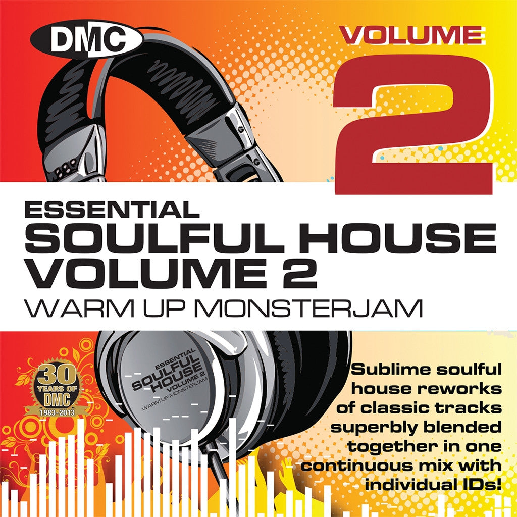 DMC Soulful House Warm Up Monsterjam Volume 2