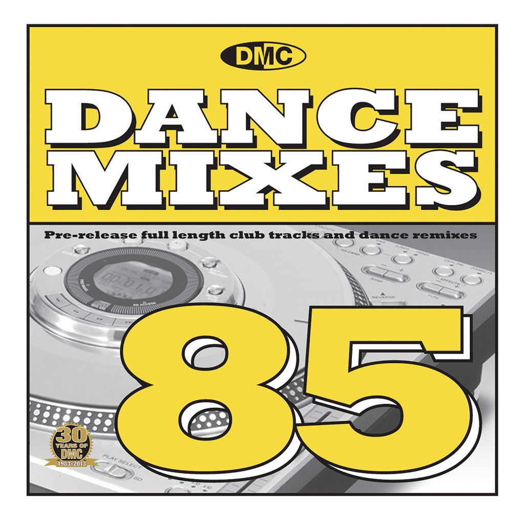 DMC Dance Mixes 85