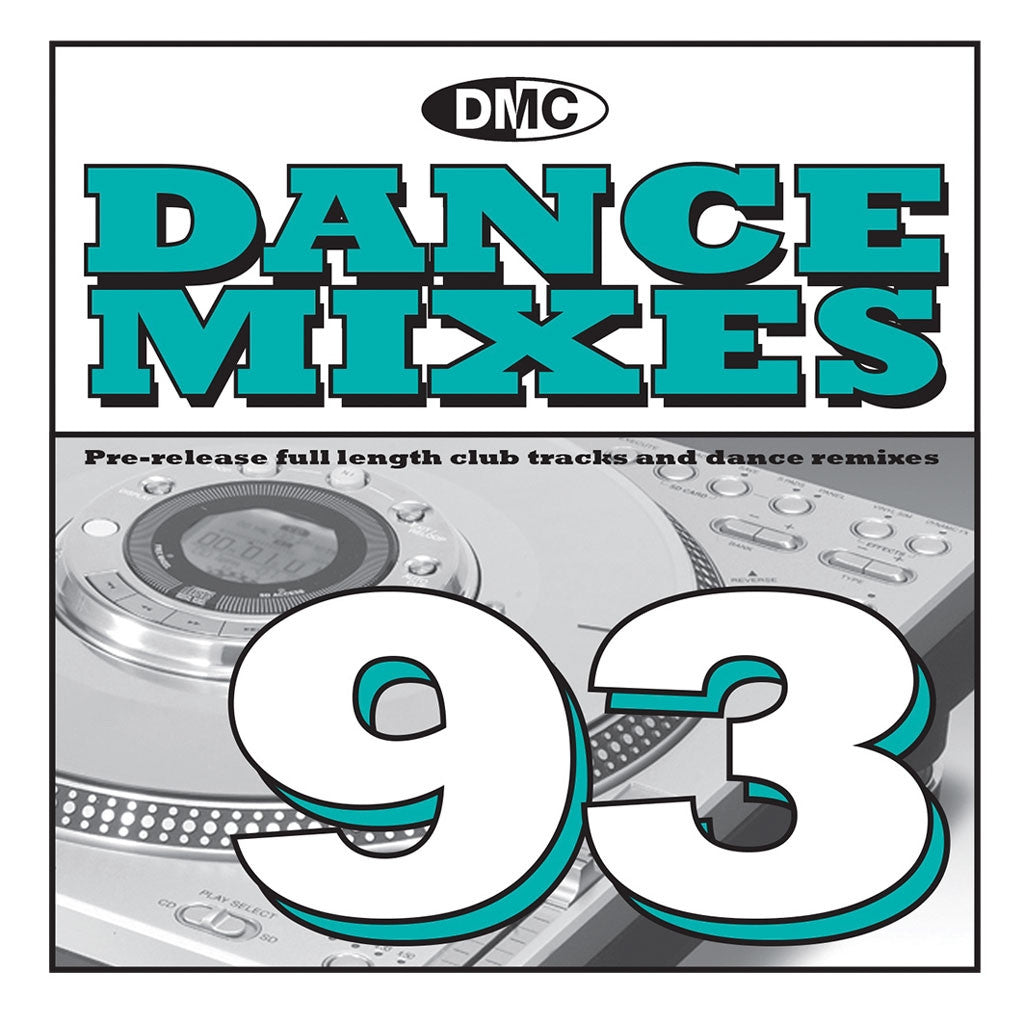 DMC Dance Mixes 93