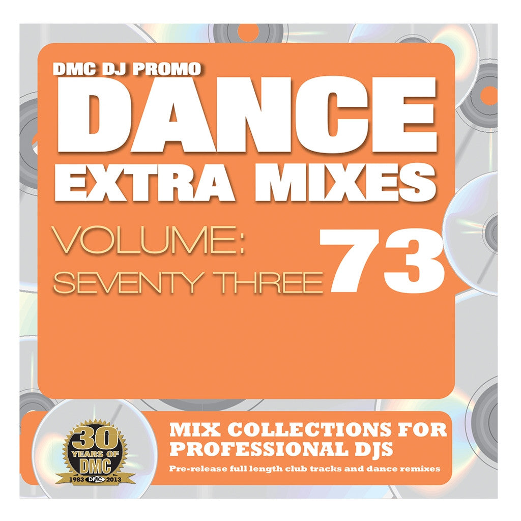 DMC Dance Extra Mixes 73