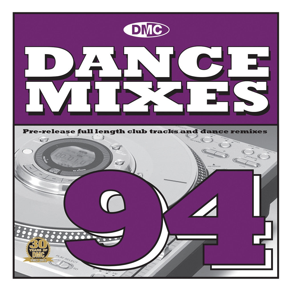 DMC Dance Mixes 94