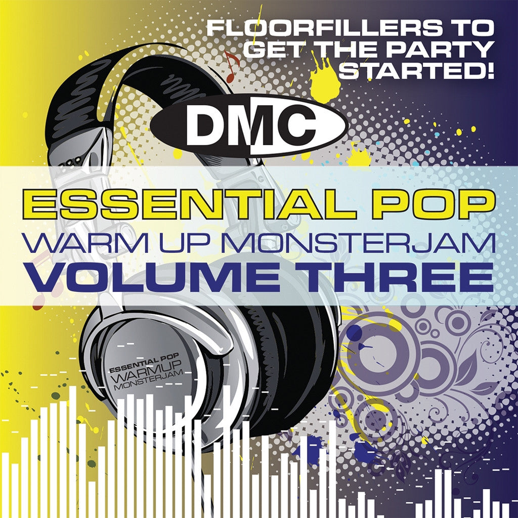 DMC Essential Pop Warm Up Monsterjam 3