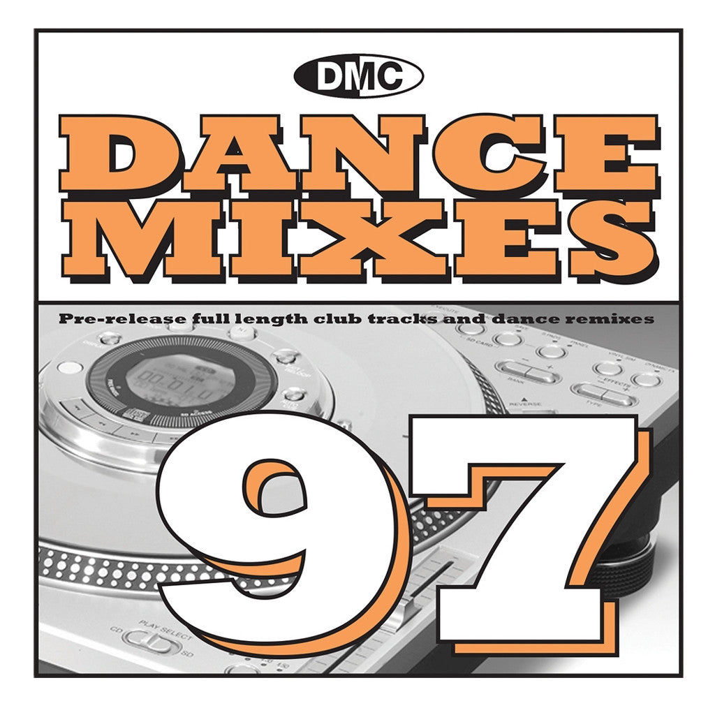 DMC Dance Mixes 97